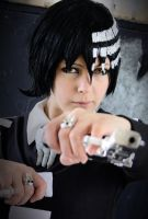Death the kid: Say hallo to Patti and Liz by ShadowFox-Cosplay