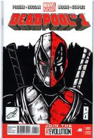Deadpool Com by darkartistdomain