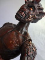 Alocer the Demon 1/6 custom by missmonster