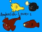 Anglerfish-lovers group icon by monkfishlover