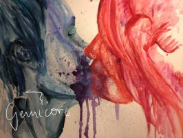 Our love is madness by Gemicore