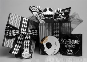 Nightmare Revisited CD Box 02 by Ailoncha