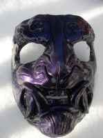 Demon mask special color by missmonster