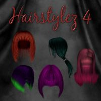 Hairstylez 4 by zememz