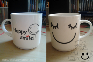 Real Happy Cup! by Natsuakai