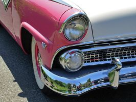 Classic Pink by indigohippie
