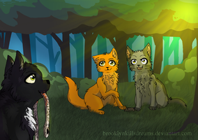 Ravenpaw's Adder by BrooklynKillsDreams