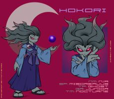 PCA: Hokori of Team Nocturne by WeaverNocturne