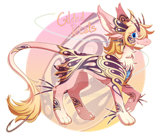 [CLOSED] Heart Lure Auction: Gilded Petals by dracooties