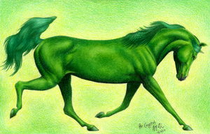 Green by lefty59