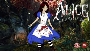 FREE alice madness returns anime wallpaper by ghostamy101