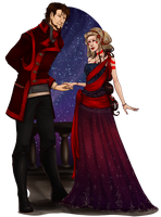 FC Shall we dance? by Avahollic