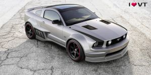 FORD MUSTANG by themjdesign