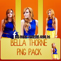 PNG Pack(22) Bella Thorne by BeautyForeverr