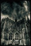 Oostende church by zardo