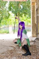 Saeko Busujima - HighSchool of the Dead Cosplay V by ArashiHeartgramm