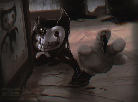 Bendy And The Ink Machine by Zinrius