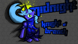 Midnight , the knight of breath by rorycon