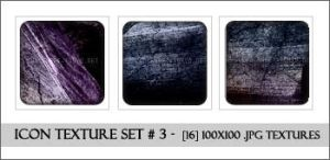 Icon Texture Set 3 by CAD-animedreams