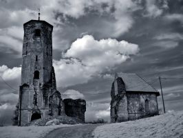 the ruins by Croata