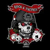 Rock And Tactics by crime1985