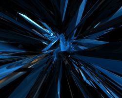 C4D Abstract by Senthrax
