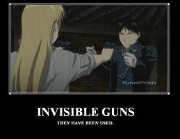 inviable guns by animelover0831