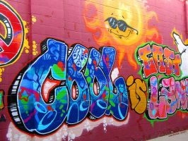 cool spraypaint by kippy67
