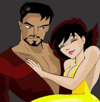 Tony and Janet by Inspector97