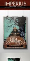 Chill Sundays - V3 - Flyer Template - Imperius by ImperiusDesigns
