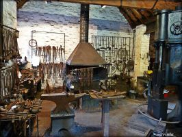 The Blacksmiths by Estruda