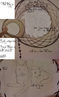 Fawn And Wolf: On Dreamcatcher by Jiel