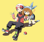 Request 2 - Ruby and Sapphire by viavin