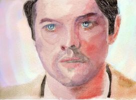 Cas watercolor 1 by jagespages