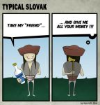 Typical Slovak by shadowiness