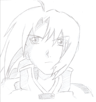 Ed Sketch by SaviorofSymphonia