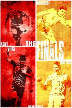 The Finals - World Cup 2010 by thefreaks