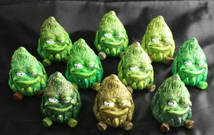 best buds resin figures by anthonyDeVito