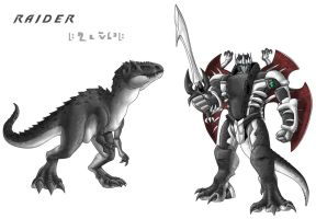 Maximal Raider by Autobot-Windracer