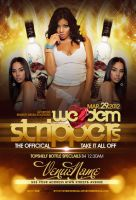 We Love Dem Strippers Layout by GFXbyDredesignz