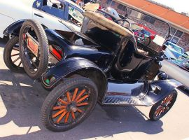 1922 Ford. by StallionDesigns