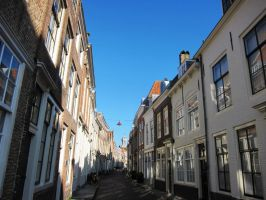 Classical street by RusticRomance69