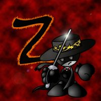 Fella El Zorro by SuperheroGeek13