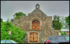 HDR Chruch by hookahbill