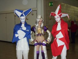MCM Expo Oct 08 FFIX by Colzy-Chan