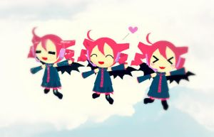 Updated Chibi Teto Download by Aira-Melody