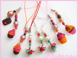 candy candy candy charms by magur