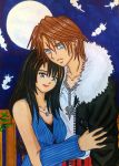 Squall x Rinoa: I won't leave you anymore... by dagga19