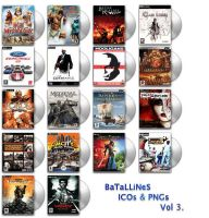 games icons and pngs 4 by BaTaLLiNeS