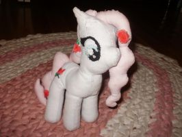 Pony Plushie I made by FoxiArtist